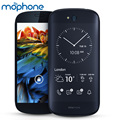 "Yota yotaphone 2 yd206 qualcomm snapdragon 800 2.2 ghz teléfono móvil 5.0 ""FHD Siempre-on e-ink Pantalla de Nuevo 4G 2 GB + 32 GB Smartphone"