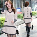 new autumn Maternity sweaters coat and outerwear knitted sweater pregnant clothing