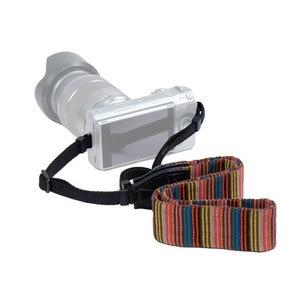 Image 2 - 6 Color Retro Vintage Trendy Camera Straps Universal Nylon Shoulder Strap For Nikon Canon Panasonic Sony Pentax DSLR