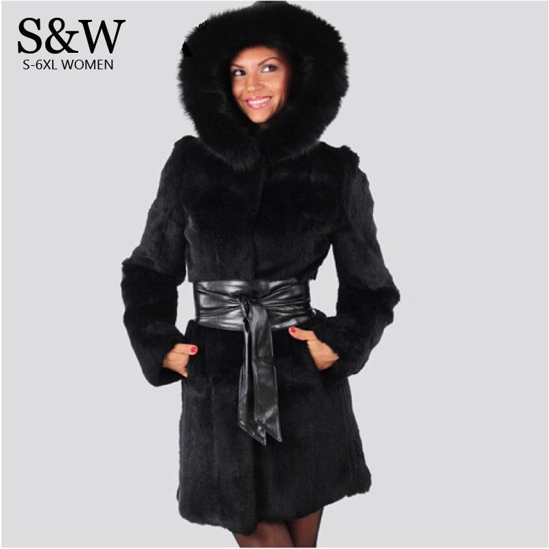 Aliexpress.com : Buy Plus Size 3XL 4XL 5XL Russian Winter Fake ...