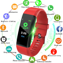 2019 New Smart Bracelet Blood Pressure Heart Rate Monitor Pedometer Fitness Tracker Watch Men Women Smart Band For Android IOS цена