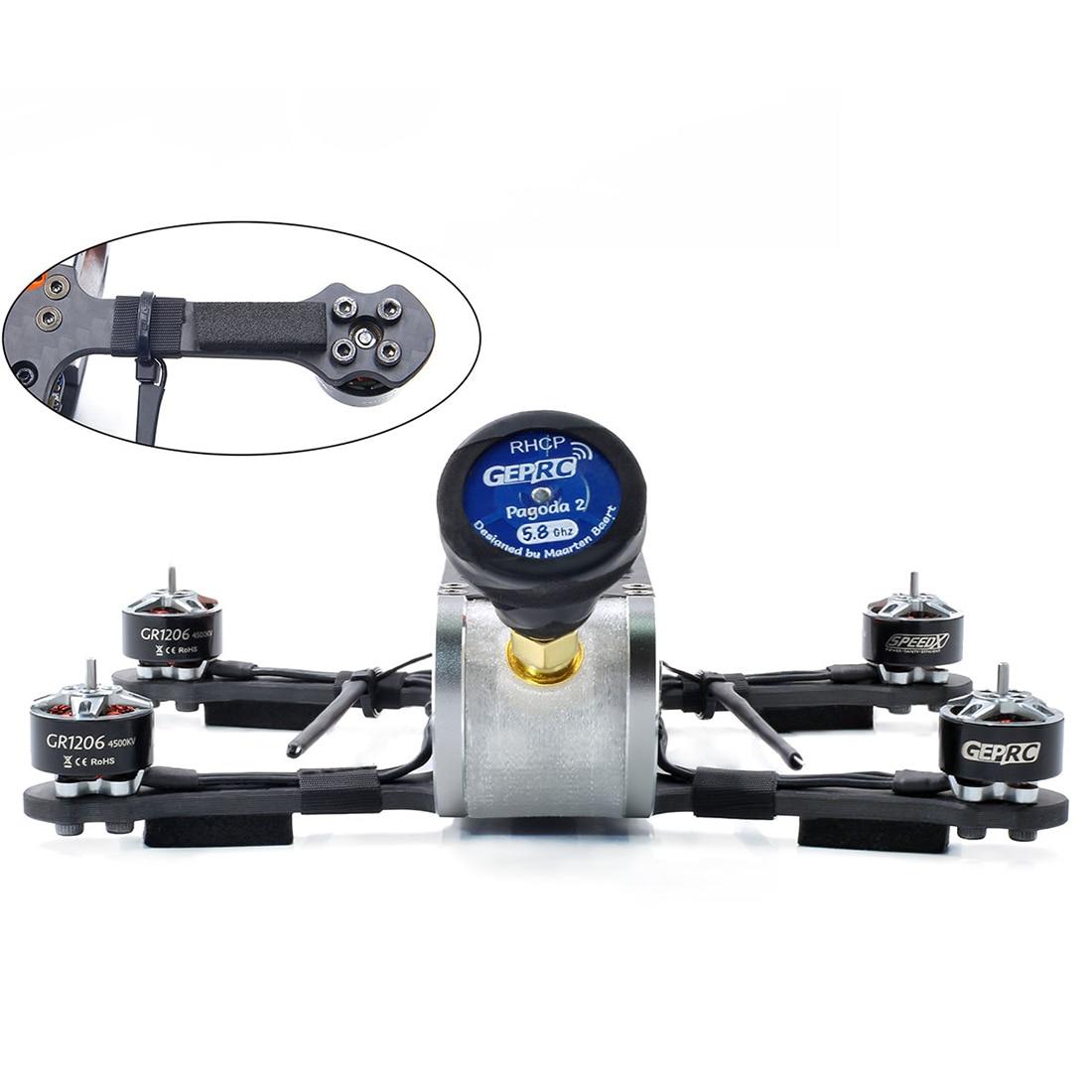 GEPRC GEP CX Cygnet 145mm 3 Inch Stable F4 20A 48CH RunCam Split Mini 2 1080P HD Camera 4500kv Motor RC FPV Racing Drone BNF PNP - 4
