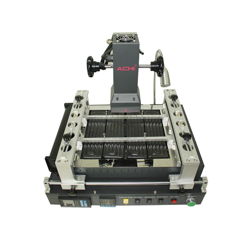 ACHI IR PRO SC infrared BGA Soldering Rework Station For Motherboard Chip PCB Refurbished Repair Machine achi ir pro sc infrared bga soldering rework station for motherboard chip pcb refurbished repair machine