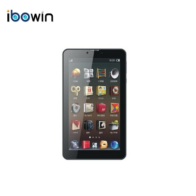 7 Inch 1G RAM 8G ROM 1024x600 IPS 3G WCDMA/2G GSM 2SIM Phone Calling Phablet Bluetooth WIFI GPS Android6.0 PC Google Play Store