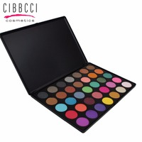 35 Colors Eyeshadow Makeup Eyeshadow Palette Comestic Tender Make Up Eye Shadow Palette Set Kit
