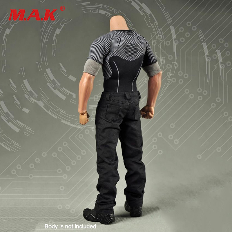 купить 1:6 Scale Armor Testing Repairman Suit set TONY STARK MCF-026 Type Model Fit 12