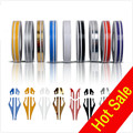 2016 New Arrival 1PCS 9.8M*1.2CM Car Styling Car Body Decoration Strip Tape Sticker for ALL Car Motorcycle Bicycle Stickers