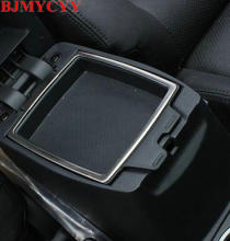 Car styling car central armrest box decorative light for Toyota Corolla 2014 auto accessories