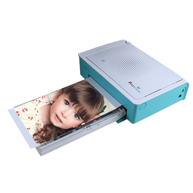 HITI Prinhome Mobile Photo Home Printer High Definition DIY 6 Inch Photo Printer
