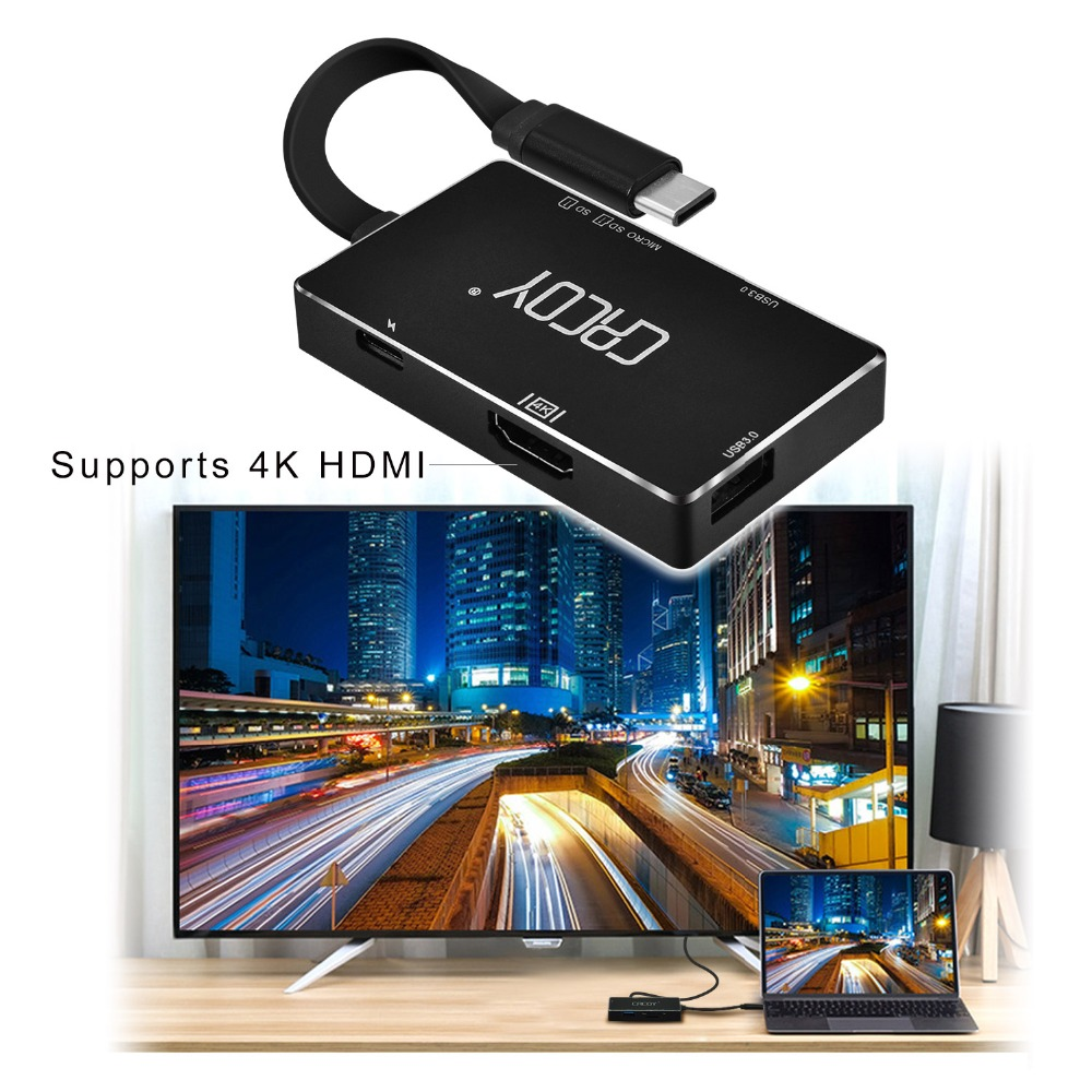 4K HDMI adapter