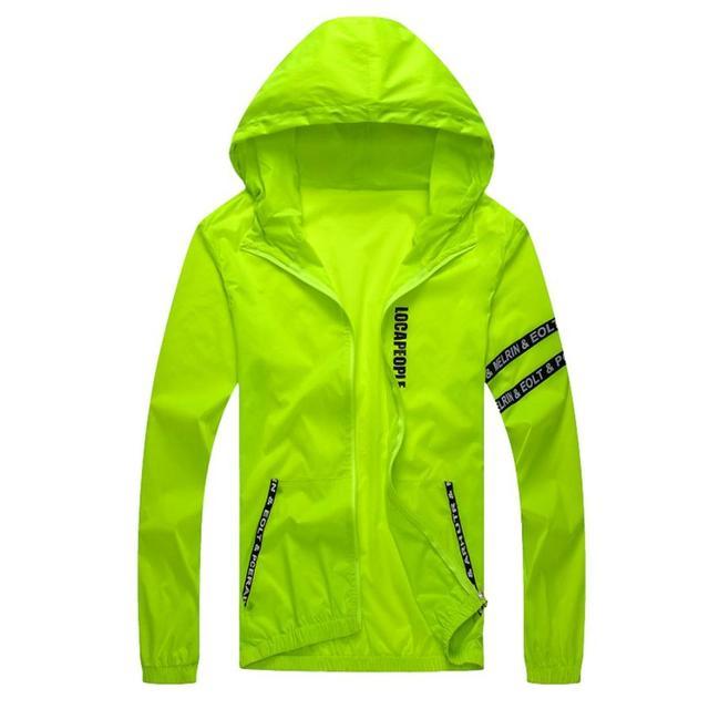 387ec8a03 Womail male jackets Mens Casual Jacket Outdoor Sportswear Windbreaker  Lightweight Bomber Jackets 2018 C30105-in Jackets from Men's Clothing & ...