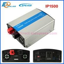 EPever 1500 Вт Чистая Синусоидальная волна инвертор 12V24V вход 110V 120V 220V 230VAC выход 50HZ 60HZ высокий эффективный преобразователь IPower IP1500