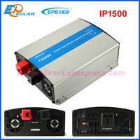 EPever 1500W Pure Sine Wave Inverter 12V24V Input 110V 120V 220V 230VAC Output 50HZ 60HZ High Efficiency Converter IPower IP1500