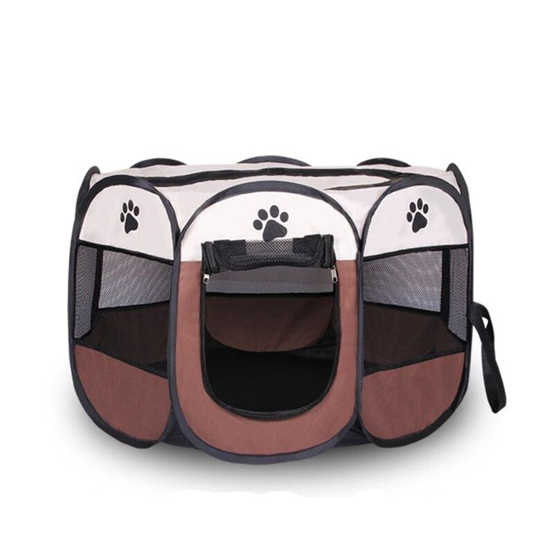 8 Di Colore Pieghevole Pet Gabbia Tenda Recinzione Box Per Cani Cucciolo A Casa Recinzione Canile Gattino Casa Gabbia Gabbia Gabbia Del Cane Di Casa Pet Esercizio Gioco Gabbia Vivace E Grande Nello Stile