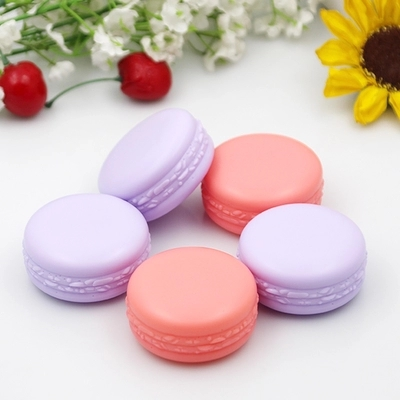 10pcs 10g Portable Plastic Cosmetic Empty Jars color Bottles Eyeshadow Makeup Cream Lip Balm Container Pots светофильтр digicare 67mm mc uv