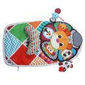 Baby Soft  Animal Waterproof Fabric Play Mat Educatioonal Toy  Gym Blanket Fitness Frame Infant Crawling Toy