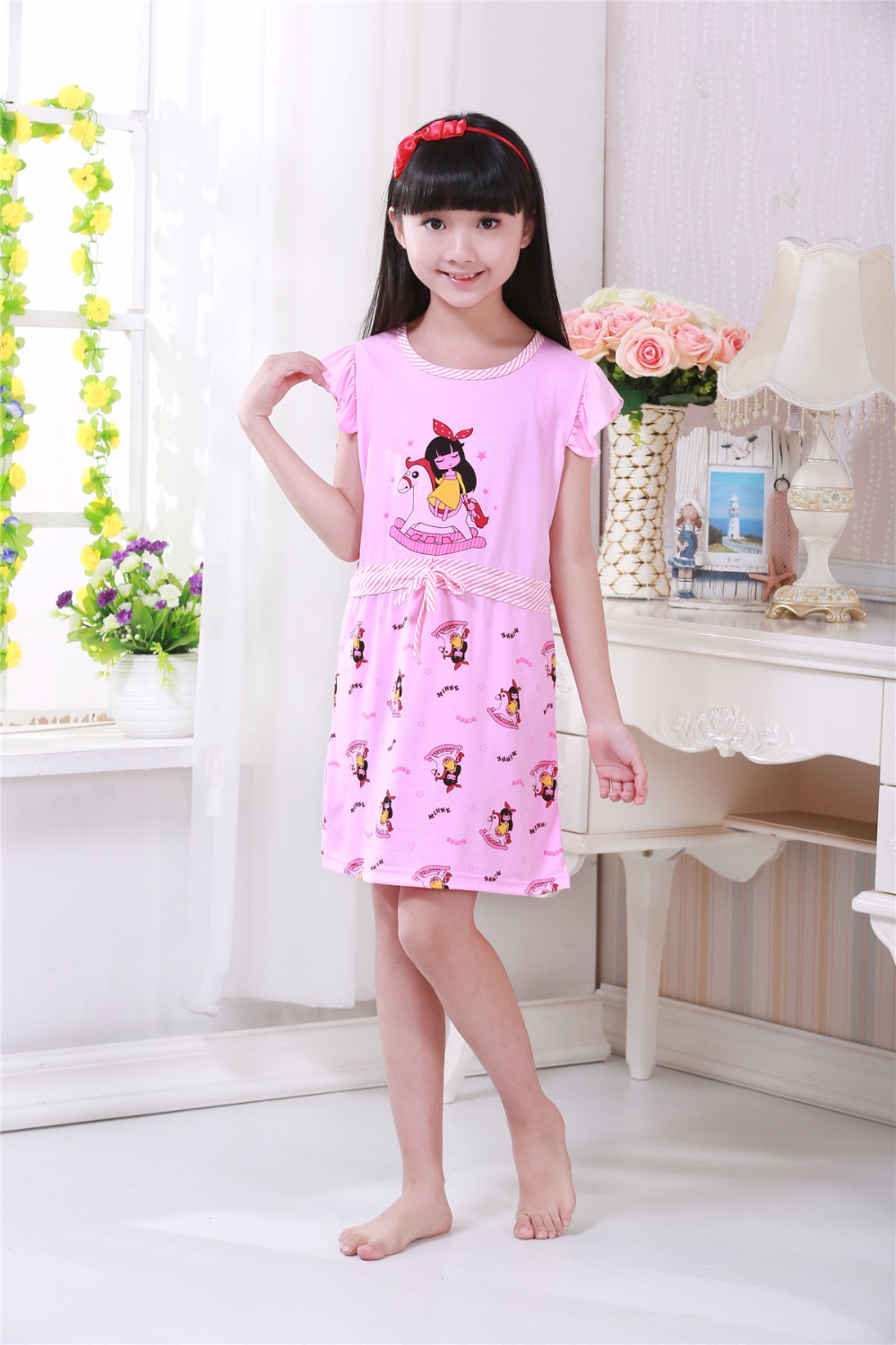Popular Kids Silk Pajamas-Buy Cheap Kids Silk Pajamas lots from ...