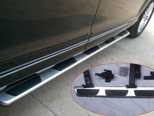 High quality! Side step running board OEM type original style fit for  Audi Q7 2010 2011 2012 2013