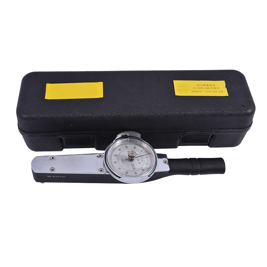 3/8  Dial torque wrench 0-30Nm Torque Wrench ACD line Analogue Tool ACD 30 clearaudio professional analogue toolkit