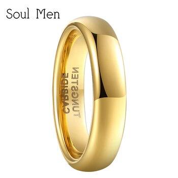 07c78e1e8496 Anillos de boda de carburo de tungsteno meaguet AAA + Zironia cúbica para  mujeres de Color oro rosa compromiso boda bandas joyería. US  7.00