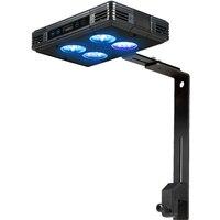 110 240 В интеллектуальные светодио дный свет аквариума четырёхканальный УФ полный ассортимент coral свет морской аквариум свет, подходящий для