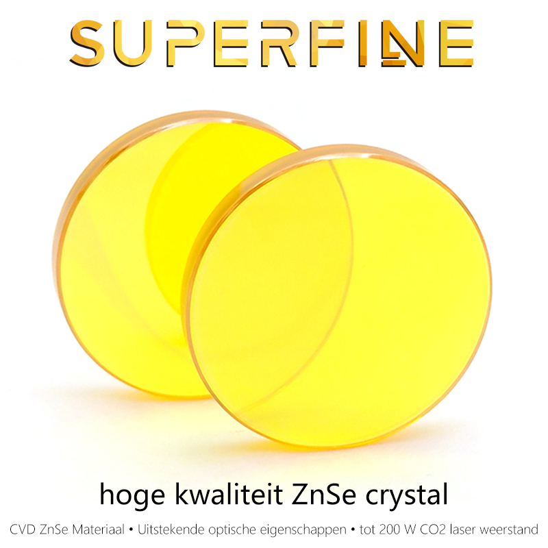 Image 2 - USA CVD ZnSe CO2 Laser Focus Lens Dia.18 19.05 20mm FL 38.1 50.8 63.5 76.2 101.6 127mm-in Lenses from Tools