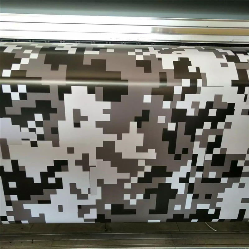 black white grey Digital Camouflage Camo Vinyl Film For SUV Classic camouflage 5/10/15/20/25/30M/Roll wholesale retail цена