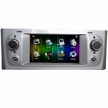 Free Shipping 5.0 inch Car DVD Player for Fiat Grande Punto 2012 2013 with Can Bus Radio Bluetooth RDS AM FM USB SD Free Map