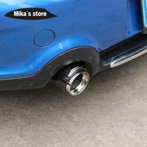 Image 4 - Ống xả sợi Carbon cho Mini Cooper John làm việc R55 R56 R57 F55 F56 R60 F60 Hương Xe ô tô tạo kiểu tóc ngoài trời phụ kiện trang trí