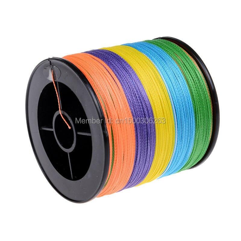 4 strands 500M Multi-color (4)