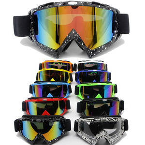 307e69bacd Ski goggles Sport racing off road motocross goggles Glasses for Helmet  Racing Gafas