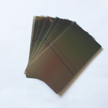 Free shipping 10Pcs/Lot AAA Quality For Sony Z4 LCD Filter Polarizing Film For Sony Z4 LCD Polarizer Polarized Light Film