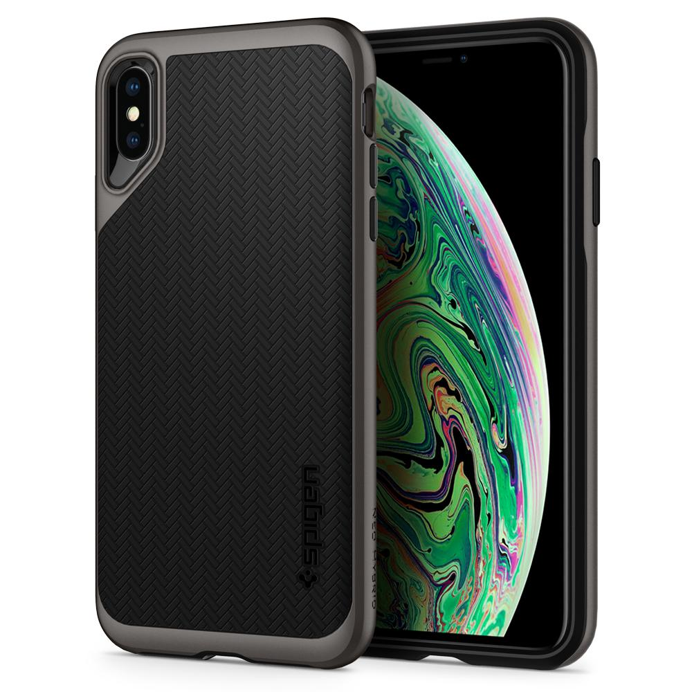 iphone xs case dual layer