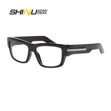1028a18790 Teenager Myopia Prevention Eyeglasses UV400 Anti Blue Ray Computer Goggle  Gaming Glasses Women Men Antifatigue Eyewear