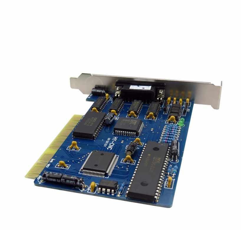 Diy 3 축 cnc 라우터 pci nc 스튜디오 카드 컨트롤러 제어 시스템 보드 cnc 라우터 키트 케이블없이 부품