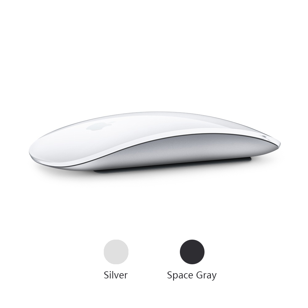 Apple Magic Mouse 2 | souris sans fil pour Mac Livre Macbook Air Mac Pro Ergonomique Conception Multi Tactile Rechargeable souris bluetooth