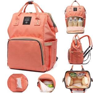 Image 1 - Backpacks for Women Diaper Bags Mummy Maternity Nappy Bags Large Capacity Travel Backpack Designer Multi Pocket Mummy Backpacks