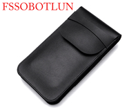 For Sony Xperia XA1 Ultra XA Ultra C5 Ultra Luxury Microfiber Leather Double Cell Phone Waist