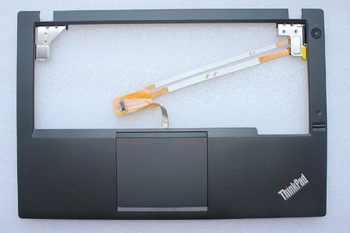 新オリジナルキーボードベゼルパームレスト IBM レノボ ThinkPad X240 タッチパッドと指紋リーダー 04 × 5180 00HT392 - DISCOUNT ITEM  11% OFF パソコン & オフィス