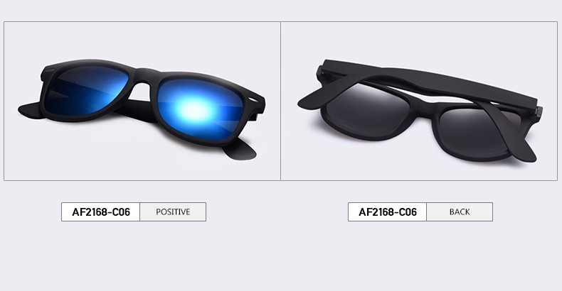 HTB1pLiELpXXXXcMXVXXq6xXFXXXW - AOFLY Fashion Sunglasses Men Polarized Sunglasses Men Driving Mirrors Coating Points Black Frame Eyewear Male Sun Glasses UV400