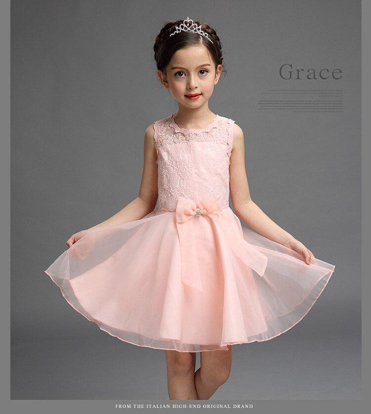 Платье принцессы для девочки 4 года