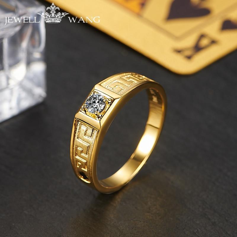 jewellwang-original-moissanite-18k-yellow-gold-ring-for-men-font-b-poker-b-font-design-engagement-rings-03ct-certified-jk-vvs