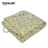 TintonLife 150 80cm Electric Blanket Bed Heating Electric Blanket Warm Pad For Winter