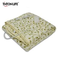 TintonLife 150*80 см Электрическое Одеяло Кровать Отопление Электрическое Одеяло Теплый Коврик Для Зимы