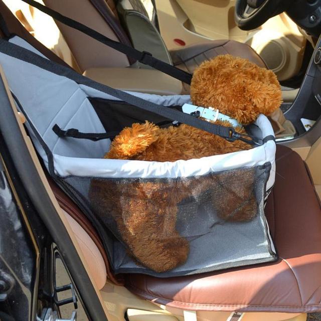 Dog Car Seat Carrier 6