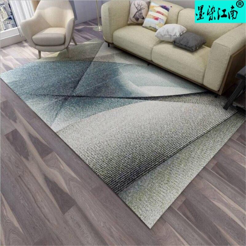 AOVOLL 2019 mode européenne tapis minimaliste dans le salon tapis et tapis pour la maison salon tapis chambre d'enfants - 5