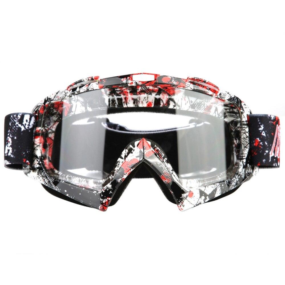 Motorrad Motocross Dirt Bike Racing Goggles Ski Gläser P932 Clearlens Abs Kunststoff Rahmen Können Angepasst Werden Jede Größe Von Kopf -tragen Mit Dem Besten Service