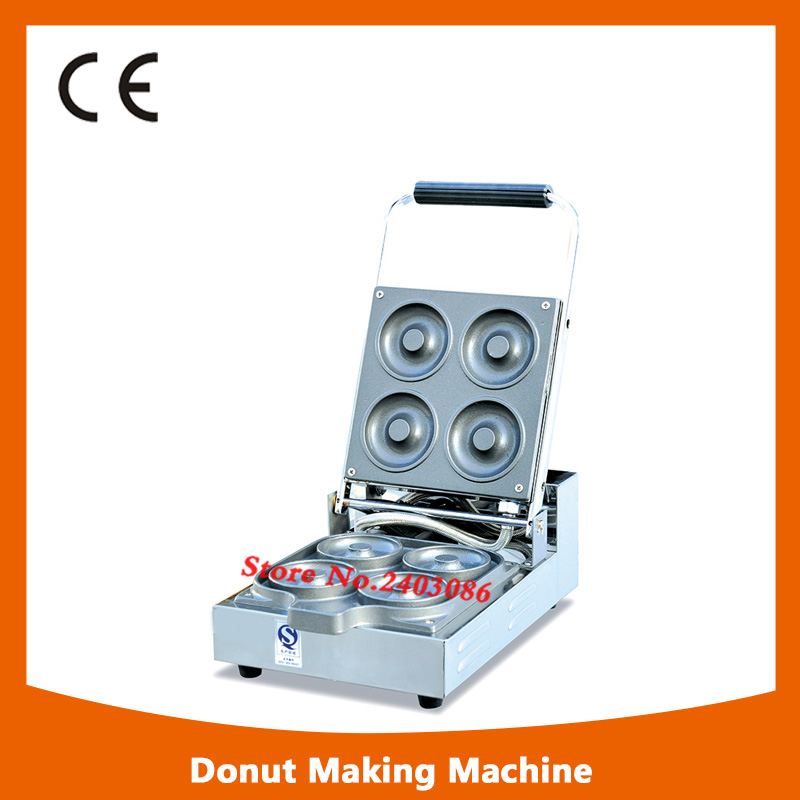 KW-E6A Snack Machine for Small Business Donut Maker Machine Commercial Electric Portable Donut Machine automatic donut machine productions line automatic commercial donut machine donut forming machines