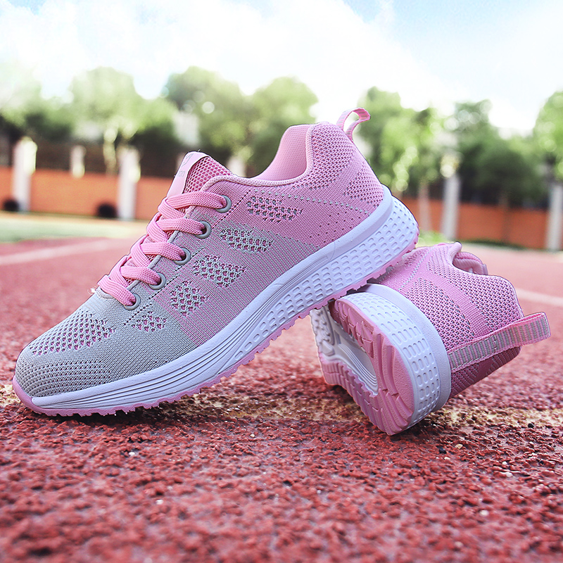 5f4514ef4d6 US $11.53 45% OFF|Tenis Mujer 2019 New Super Light Flexible Women Tennis  Shoes Zapatos Mujer Breathable Mesh Sneakers Sport Shoes Chaussures  Femme-in ...