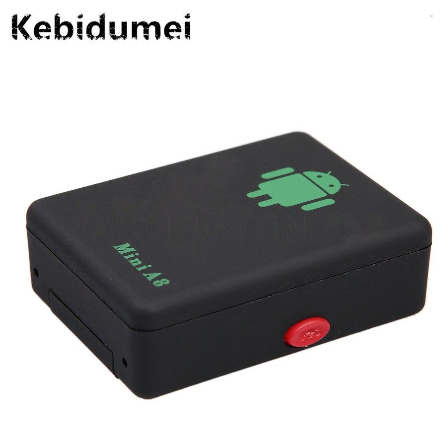 Unterhaltungselektronik WunderschöNen Kebidumei Mini A8 Gsm Lbs Tracker Gerät Globale Zeit Gsm/gprs/lbs Tracking Mit Sos-taste Für Autos Kinder Ältere Haustiere Locator